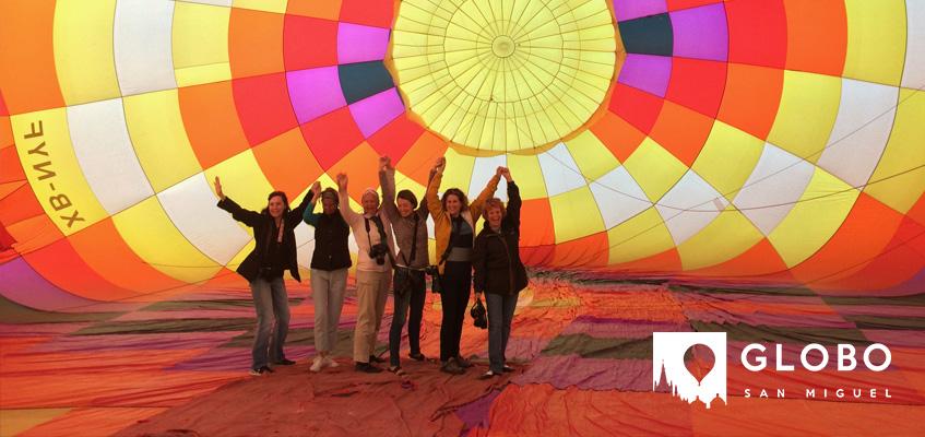Datos curiosos sobre los globos aerostáticos