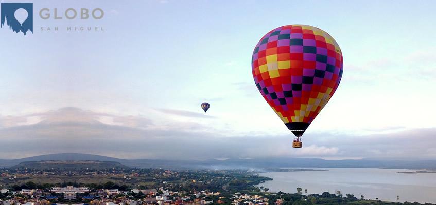 Actividades que se pueden realizar a bordo de un globo