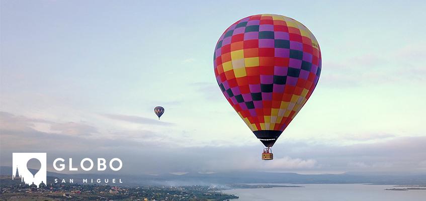 ¿De qué están hechos los globos aerostáticos?