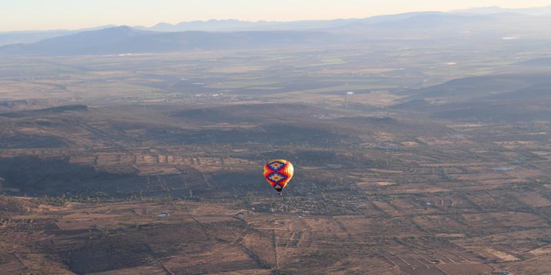 Algunos datos fascinantes acerca de los globos aerostáticos